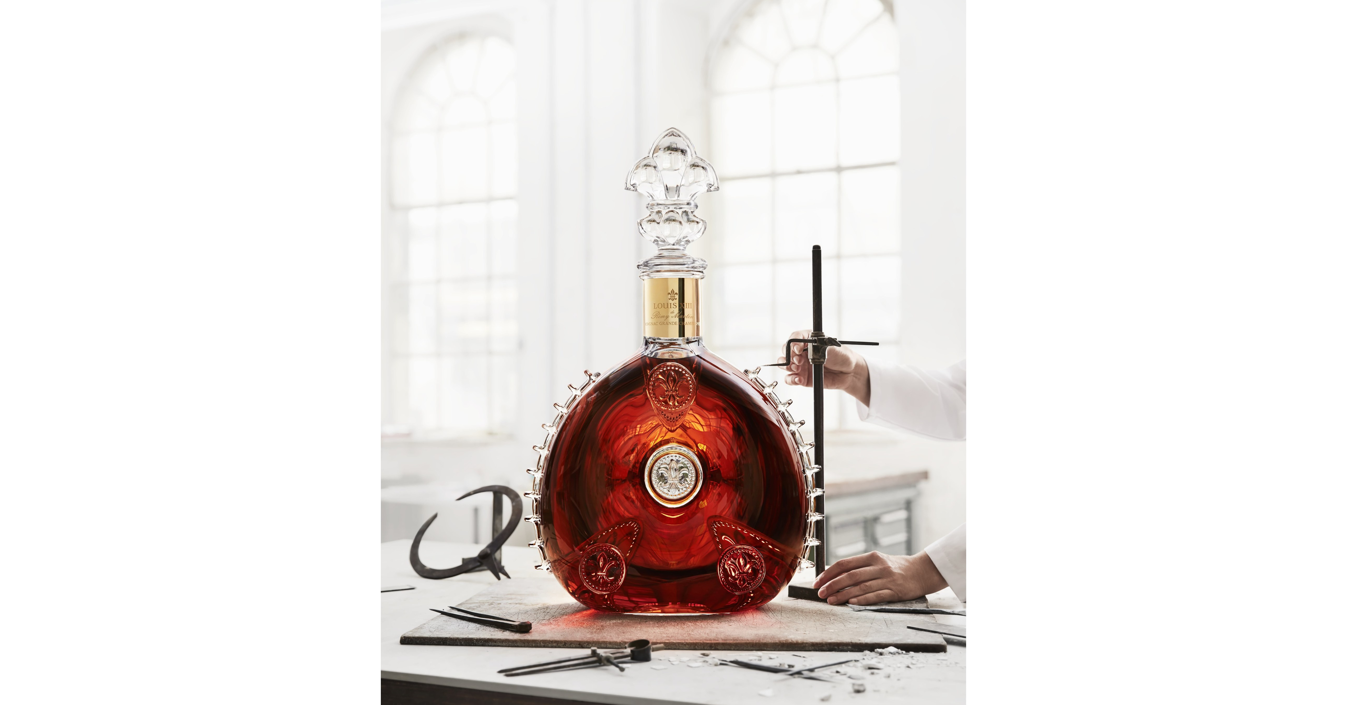 LOUIS XIII Le Salmanazar (© LOUIS XIII Cognac)