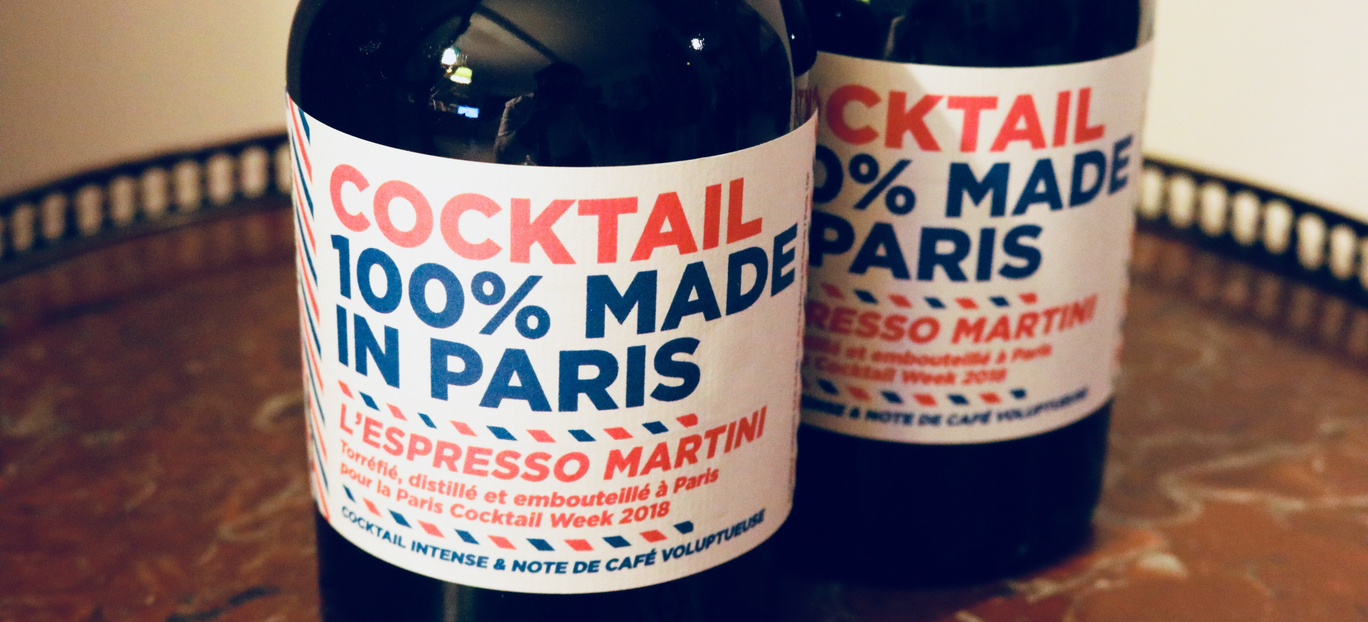 paris cocktail week cocktail 100% made in paris