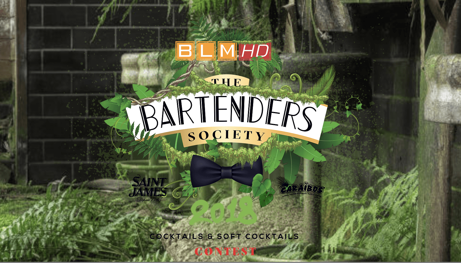 The Bartenders Society logo contest