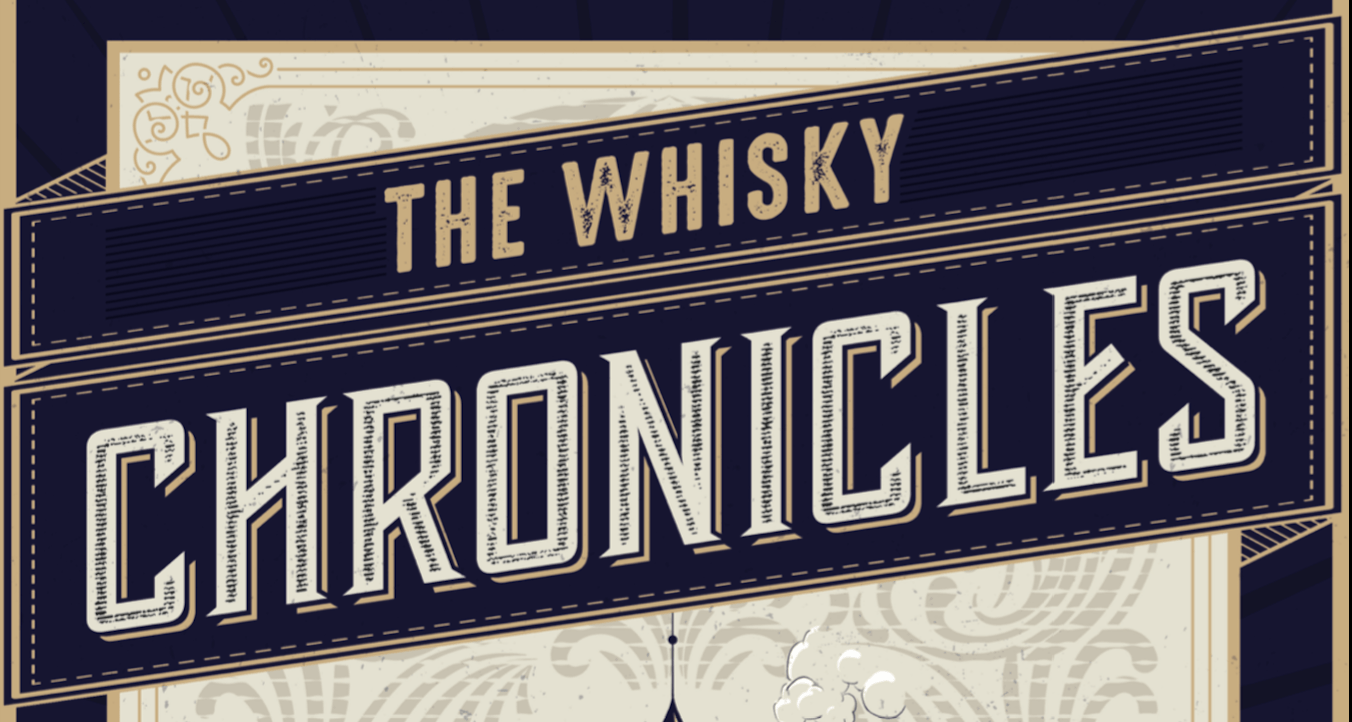 The whisky chronicles LMDW