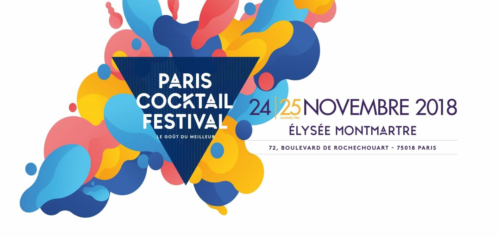 Paris Cocktail Festival 2018