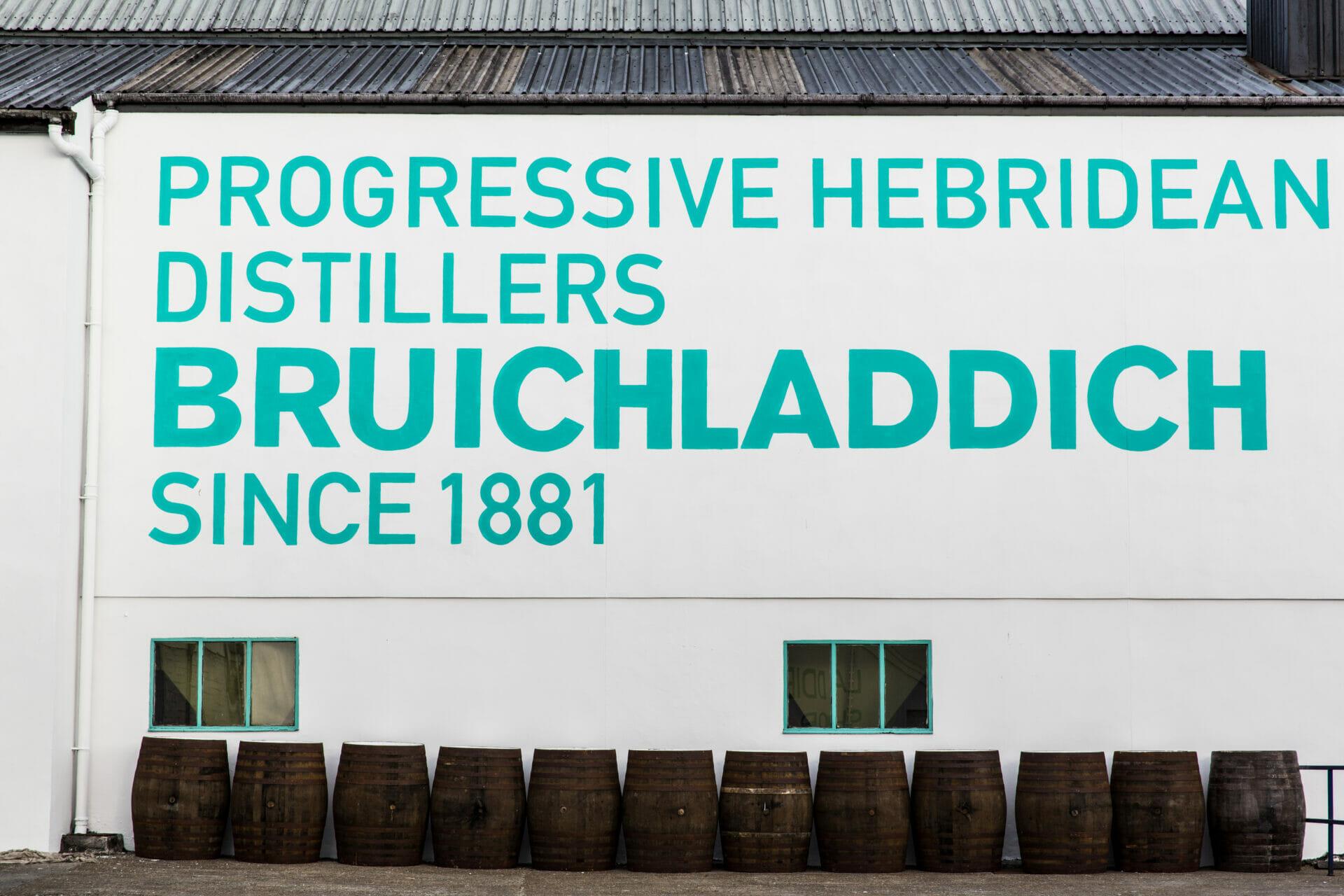 Bruichladdich distillerie Islay (66)